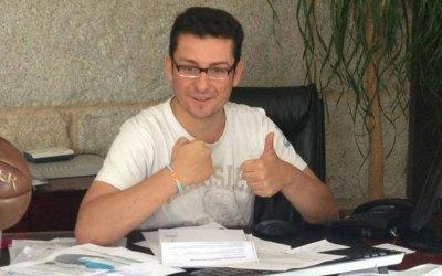 """Fran Baladrón: """"En la tecnología está la solución a mis inquietudes"""""""