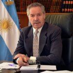 Felipe Solá insistió en la necesidad de una salida pacífica al conflicto en Medio Oriente
