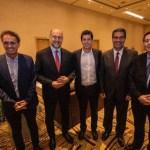 Gobernadores y ministros firman acuerdo interprovincial sobre el manejo de los Bajos Submeridionales
