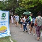 Argentina contra el Hambre: Se entregaron 22.500 tarjetas AlimentAR en Merlo