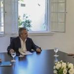 El Presidente Fernández analizó comprar alimentos directamente a productores