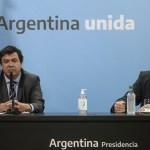 El ministro Kulfas anunció ayuda para las empresas por $850.000 millones