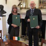 Falleció la embajadora argentina en Irlanda