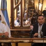 """El gobernador de Corrientes sostuvo que """"si no se respeta la cuarentena las proyecciones son catastróficas"""""""