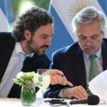 """El Presidente Alberto Fernández ante la necesidad de """"un Estado ágil y flexible"""" envió al Congreso 6 DNU que se tratan el lunes"""