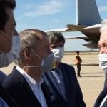 """Los ministros Ginés González García y Eduardo """"Wado De Pedro resaltaron """"el comportamiento global ejemplar de la gente frente a la pandemia de coronavirus"""""""