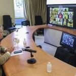 """Presidente Fernández al Grupo de Puebla: """"la pandemia nos da la oportunidad de hacer una sociedad más justa"""""""