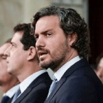 Santiago Cafiero reclamó a Edesur que realice inversiones para mejorar el servicio