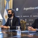 El Frente de Todos celebró en pleno el acuerdo del Gobierno Nacional con los acreedores