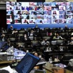 El bloque del Frente de Todos de Diputados analiza incorporar el trabajo virtual al reglamento de la Cámara Baja
