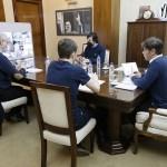 El gobernador Kicillof evaluó con intendentes de la Costa Atlántica alternativas para la temporada de verano