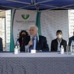 El Ministro de Salud presentó un test de antígenos para SARS-CoV-2 que permite tener un resultado en 15 minutos