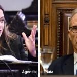 """Vanesa Siley pide juicio político: """"Rosenkrantz obstruye el pleno ejercicio de los derechos y garantías constitucionales"""""""