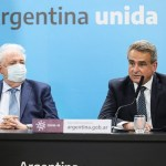 """Ministro Rossi al finalizar la primera reunión del Comité de Vacunación: """"las Fuerzas Armadas se encargarán de la logística"""""""