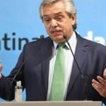 El presidente Fernández anunció que en diciembre el Gobierno dispondrá un aumento en las jubilaciones y pensiones