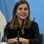 """Fernanda Raverta: """"la fórmula de actualización de haberes jubilatorios que impulsa el Gobierno es una fórmula virtuosa"""""""