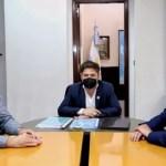 El ministro Ferraresi y el gobernador Kicillof analizaron la recuperación de planes de vivienda