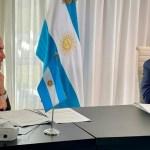 """Guzmán acompañó al presidente Fernández en el G20: """"se acordó continuar trabajando para enfrentar las profundas desigualdades"""""""