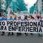 Trabajadores de ATE de los 33 hospitales porteños paran este martes por 24 horas. La protesta contra Larreta es con caravana y ruidazo