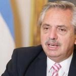 """El Presidente Fernández brindó su mensaje en la """"Cumbre de Ambición Climática"""" de forma virtual"""