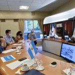 """El presidente Fernández encabezó una reunión con gobernadores y gobernadoras: """"este martes comienza la vacunación en todo el país"""""""