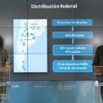 """Viceministra Carla Vizzotti: """"es la campaña de vacunación más importante de la historia argentina"""""""