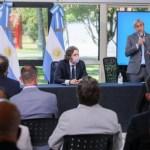 Ministro Ferraresi anticipó el Plan Federal de Viviendas: «el objetivo es lanzar en marzo la construcción de 60.000 nuevas viviendas»