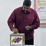 El presidente de Venezuela Nicolás Maduro con un contundente triunfo electoral recobró el control de la Asamblea Nacional