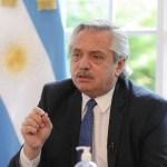 """Presidente Fernández repudió los hechos de violencia: """"expresamos nuestro más firme respaldo al Presidente electo Joe Biden"""""""