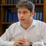 """El gobernador Kicillof expresó su """"orgullo por el reconocimiento mundial al uso de plasma en coronavirus"""""""