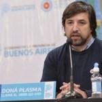 """Kreplak ratificó que en febrero comenzará """"la vacunación en territorio"""" contra el coronavirus en toda la provincia de Buenos Aires"""