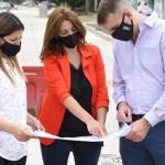 """La obra integral de calle Yatasto la convertirá en acceso principal para dos ciudades de Malvinas Argentinas: """"Pablo Nogués y Grand Bourg"""""""
