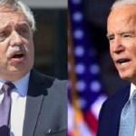 El presidente Biden invitó al presidente Fernández a la Cumbre de Líderes sobre el Clima