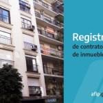 Los locadores de todo el país estan obligados desde este 1° de marzo a registrar los contratos de alquiler