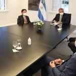 El Presidente Fernández recibió a empresarios de China para acordar nuevas inversiones en el País
