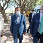 """El Presidente Fernández visitó Mendoza y participó de la Presentación del """"Plan Estratégico Argentina Vitivinícola 2030"""""""