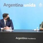 """El ministro Trotta y la titular del Anses anunciaron más becas Progresar: """"Alcanzarán a 750.000 jóvenes de todo el país"""""""
