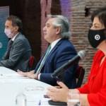 El presidente Fernández anunció 134 nuevas obras por más de 10.000 millones de pesos para reforzar el sistema sanitario ante la segunda ola de Covid