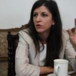 """Fernanda Vallejos y la justa distribución: """"Aplicar políticas de mejora distributiva orientadas a generar mayor consumo popular"""""""