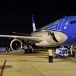 Parte un nuevo vuelo de Aerolíneas Argentinas hacia Moscú para traer más vacunas Sputnik V