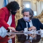 """Santiago Cafiero: """"El Gobierno quiere cuidar la salud y la oposición especula electoralmente"""""""