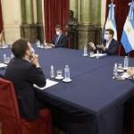 El ministro Wado de Pedro anunció que el Gobierno propone retrasar un mes las PASO y las elecciones legislativas