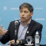 El gobernador Kicillof aseguró que acompañará todas las medidas que adopte el Gobierno nacional para frenar los contagios