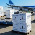 Más de un millón de vacunas llegaron al país en dos vuelos para reforzar el plan de vacunación contra el coronavirus