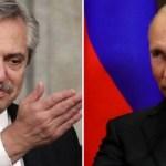 Los presidentes Fernández y Putin anuncian este viernes el inicio de la producción de la vacuna Sputnik V en Argentina