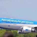 Partió este domingo el segundo de los dos vuelos de Aerolíneas Argentinas que traerán desde China más dosis de vacunas Sinopharm