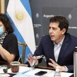 """Los ministros """"Wado"""" de Pedro y Carla Vizzotti mantuvieron una reunión con los gobernadores"""