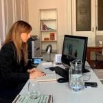 Cecilia Nicolini aseguró que el Gobierno «no cedió a las exigencias de Pfizer ni de ningún laboratorio»