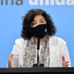 Ministra Vizzotti: «Agosto será el mes de las segundas dosis»