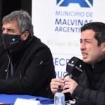 Nardini firmó convenio con Enacom para que la familia de Malvinas Argentinas tenga más y mejor acceso a internet y telefonía móvil